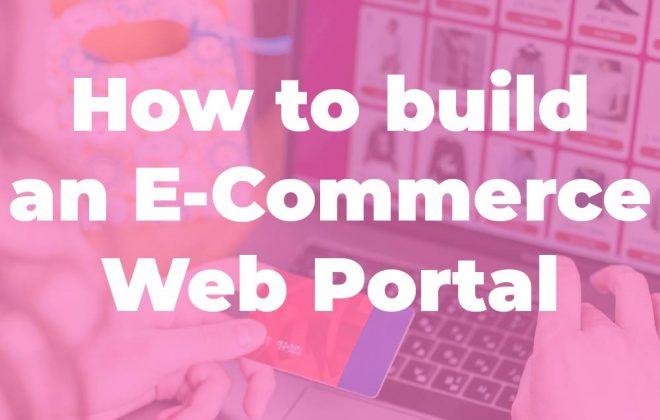 Ecommerce Web Portal